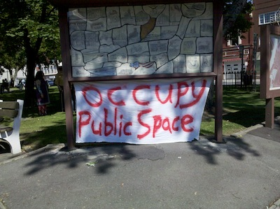 Occupy Public Space