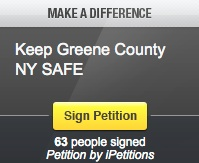 Keep Greene County NY SAFE