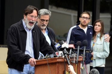 Richard Martinez Calls Out Craven Politicians and the N.R.A.