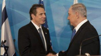 Cuomo Meets Netanyahu